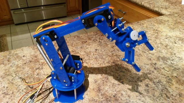Robotic Arm Project